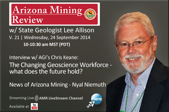 Watch Arizona Mining Review on YouTube!