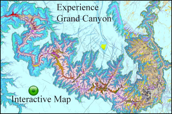 Grand Canyon interactive map